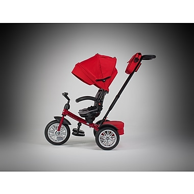 Bentley 6-in-1 Baby Stroller / Kids Trike, Dragon Red