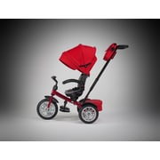 Bentley – Poussette /tricycle pour enfants 6-en-1, rouge dragon