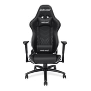 Andaseat Gaming Assassin series Ergonomic High-back Recliner Office Desk Chair, Black (AD4-03-B-PV)