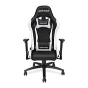 Anda Seat Axe Series Ergonomic Office Desk Computer E-sports Gaming Chair, Black/White (AD5-01-BW-PV)