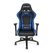 Anda Seat Axe Series Ergonomic Office Desk Computer E-sports Gaming Chair, Black/Blue (AD5-01-BS-PV)