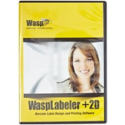 Wasp WaspLabeler +2D Complete package Barcode Software, 1 User (633808105266)