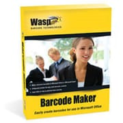 Wasp BarcodeMaker Software, 5 User (633808105341)