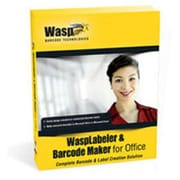 Wasp WaspLabeler & Barcode Maker Software For Office