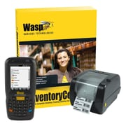 Wasp Inventory Control Standard Kit with DT60 & WPL305, 1 User (633808929404)