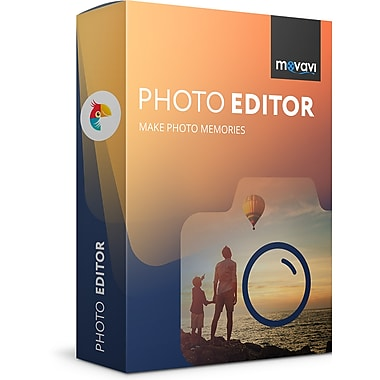 Movavi Photo Editor 5 Business/Personal Edition [Download]