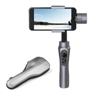 "Zhiyun Smooth-Q Multi-function 3 Axis Handheld Steady Gimbal Stabilizer for 6.0"" Screen Smartphones"