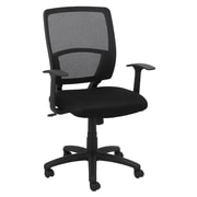 Essentials by OFM Mesh Back Task Chair, Black, (ESS-102-BLK)