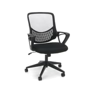 Essentials by OFM Mesh Back Task Chair, Black, (ESS-100-BLK)