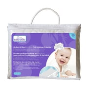 Baby Works (29328) Bamboo Quilted & Fitted Crib Mattress Protector