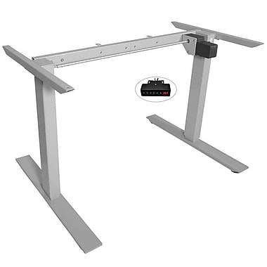 AnthroDesk Electric Standing Desk Frame