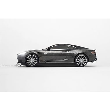 Click Car Aston Martin DBS Quantum Wired Mouse, Silver (CCM660318)