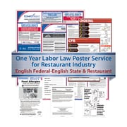 ComplyRight Federal, State & Restaurant (English) - Subscription Service, Utah