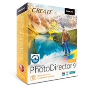 CyberLink PTD-F900-RPU0-00 PhotoDirector 9 Ultra (DVD)