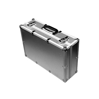 Carrying Case for Collapsible Literature Holder, Aluminum