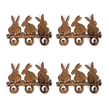 3 Rabbits Hook, 4/Pack (8817-BM3571-00)