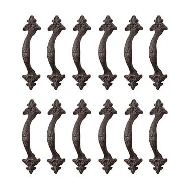 CJ Marketing Danny Metal Door/Drawer Handle, 12/Pack (8817-WX4146-00)