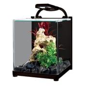 Aqua One Reflex 26 Aquarium Kit, Black, 7 Gallon (AUT56182BK)