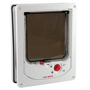Cat Mate Electromagnetic Cat Flap (CAN254W)