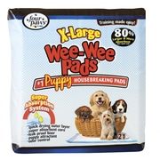 "Four Paws Wee-Wee Puppy Housebreaking Pads, 28"" x 34"", 21/Pack (DFP100202095)"