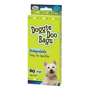 Four Paws Doggie Doo Biodegradable Bags, 60/Pack (DFP100202134)