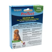 Sergeant's Pretect Squeeze-On Flea, Tick & Mosquito Control for Dogs, 30+ kg, 3/Pack (DHG70077)