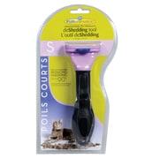 "FURminator Short Hair deShedding Tool for Cats, S, 1.75"" (CFU502013)"