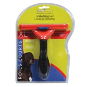 "FURminator Short Hair deShedding Tool for Dogs, XL, 5"" (DFU501048)"