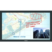 "Panasonic TH-80BF1U 80"" LCD Touchscreen Monitor, 16:9, 4 ms"