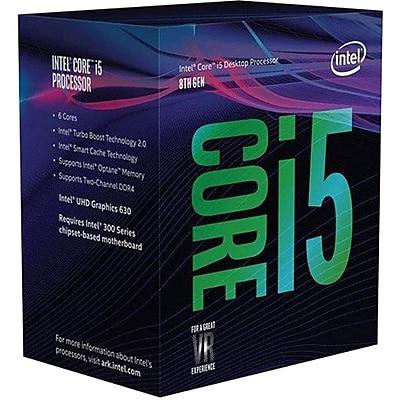 Intel Core i5 i5-8600K Hexa-core (6 Core) 3.60 GHz Processor, Socket H4 LGA-1151, Retail Pack