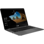 "Asus ZenBook Flip 14 UX461UA-DS51T 14"" Touchscreen LCD Notebook, Intel Core i5 (8th Gen) i5-8250U Quad-core (4 Core) 1.60 GHz"