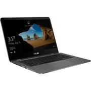 "Asus ZenBook Flip 14 UX461UN-DS74T 14"" Touchscreen LCD Notebook, Intel Core i7 (8th Gen) i7-8550U Quad-core (4 Core) 1.80 GHz"