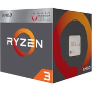 AMD Ryzen 3 2200G Quad-core (4 Core) 3.50 GHz Processor, Socket AM4, Retail Pack