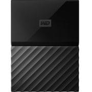 WD My Passport for Mac Portable WDBFKF0010BBK-WESE 1 TB External Hard Drive, Portable