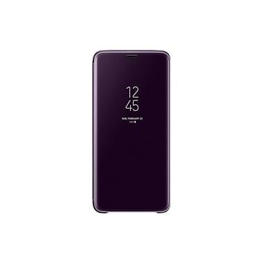 Samsung Clear View Standing Cover Galaxy S9+, Purple (EFZG965CVEGCA)