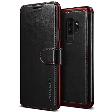 VRS Design Layered Dandy Galaxy S9+, Black (VRSGS9PLDDBK)
