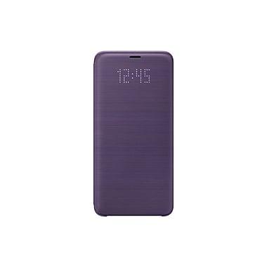 Samsung LED View Cover Galaxy S9+, Purple (EFNG965PVEGCA)