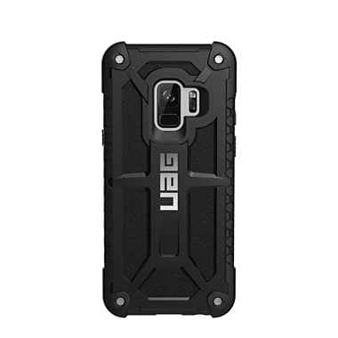 UAG Monarch Galaxy S9, Black Matte (GLXS9MBLK)