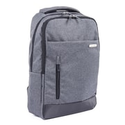 Bugatti Ryan Backpack, Charcoal, Polyester (BKP115-CHARCOAL)