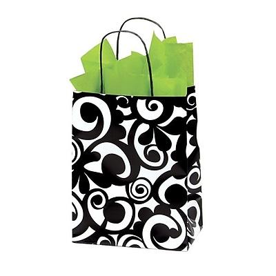 Shamrock Printed Paper Shopping Bag, 8