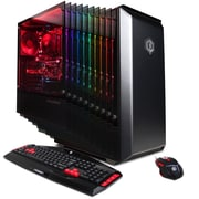 CyberPowerPC Gamer Master GMA490 Gaming PC, 3.6 GHz AMD Ryzen 5 2400G, 2 TB HDD, 8GB DDR4, AMD Radeon RX Vega11, Windows 10 Home
