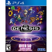 Sony PS4 – Jeux Sega Genesis Classics