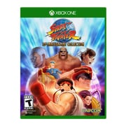 XBox One – Jeu Street Fighter 30th Anniversary Collection