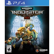 Sony PS4 – Jeu Warhammer 40K Inquisitor Martyr
