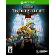 Xbox One – Jeu Warhammer 40K Inquisitor Martyr