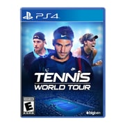 Sony PS4 Tennis World Tour