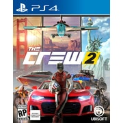 Sony PS4 – Jeu The Crew 2