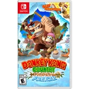 Nintendo Switch – Jeu Donkey Kong Country: Tropical Freeze