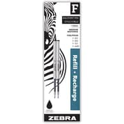 Zebra F-Refill Medium Point, 2/Pack