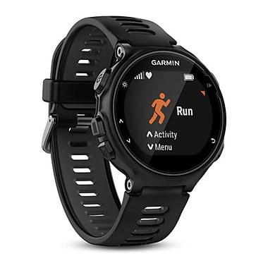 Garmin Forerunner® 735XT GPS Running Watch with Heart Rate Monitor Bundle, Black (010-01614-03)